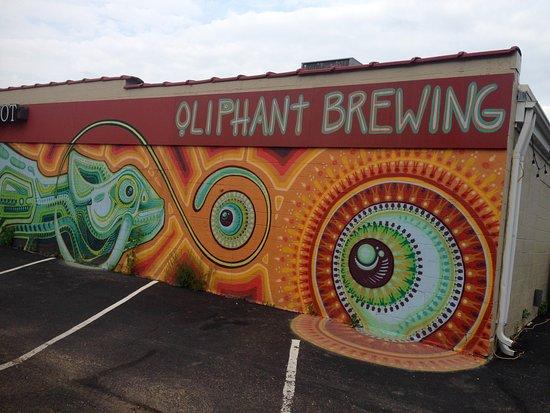 Oliphant Brewing