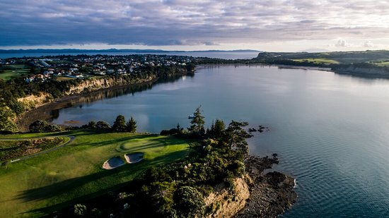 Whangaparaoa, New Zealand: Gulf Harbour Country Club