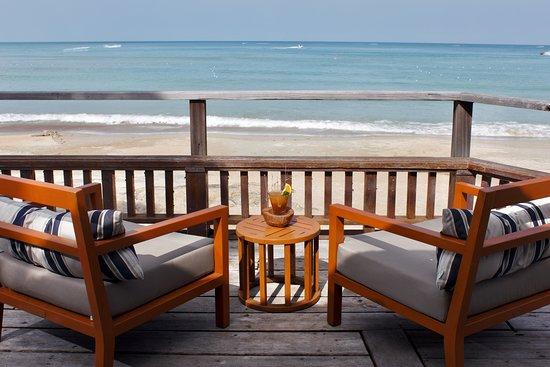 บลูมังกี้บาร์: Ocean View