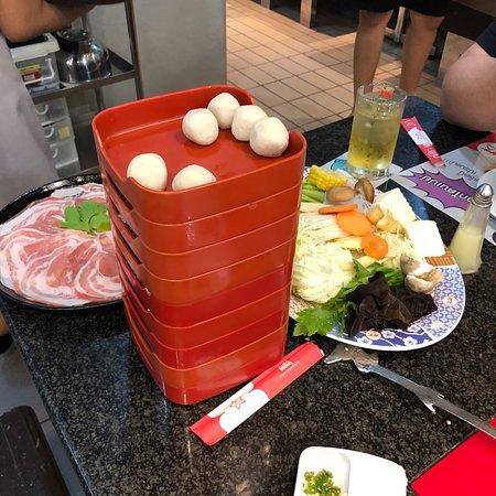 Très bonne fondue chinoise