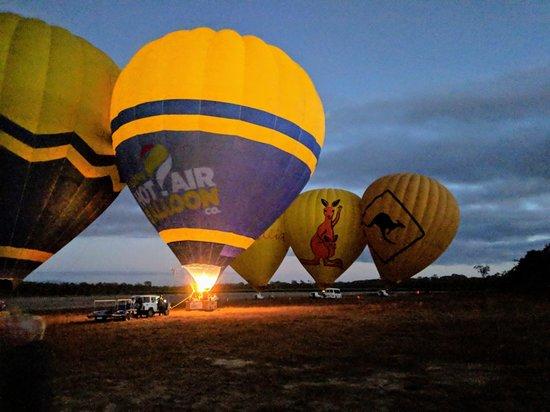 Hot Air Balloon Cairns, 1 Spence Street, Cairns (2019)