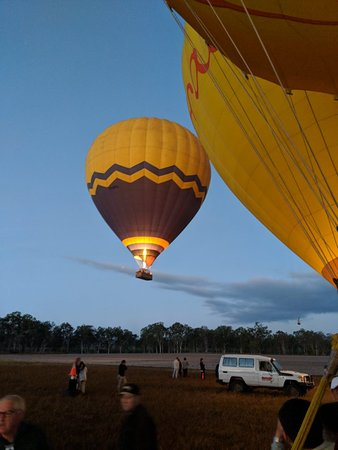 Cairns Hot Air Balloon Co. - Tourism Town - The Tourism ...