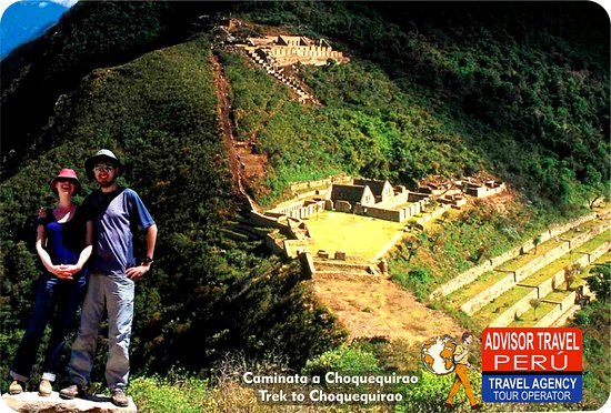 Cachora, Perú: Choquequirao un lugar arqueologico hecho para caminantes y aventureros