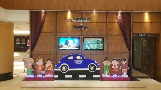 GBW Hotel: Lobby