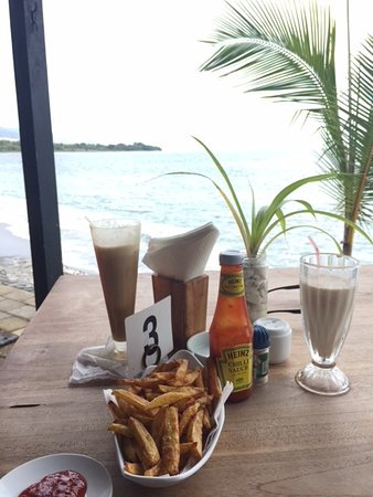 Liquica, Timor Leste: But first, potato!