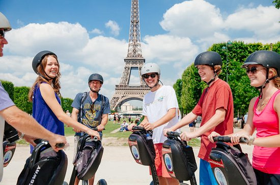 City tour em Paris de Segway