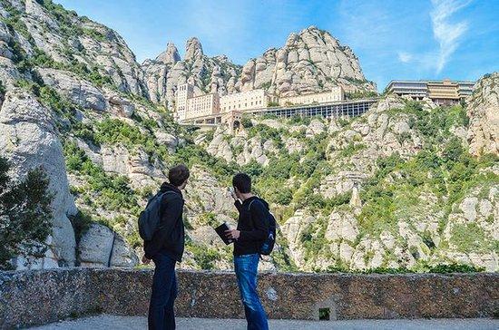 Excursión privada a Montserrat de 7...