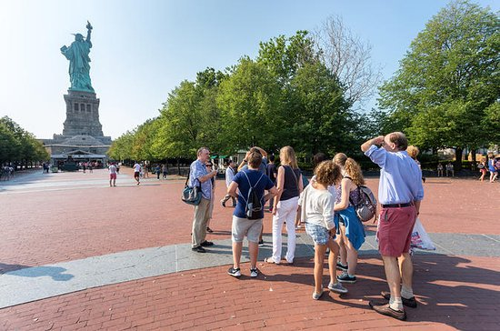 Statue of Liberty Express Tour med...