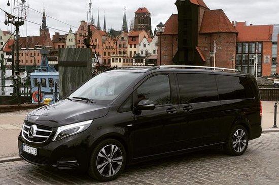 Transfer from Gdansk to Krakow