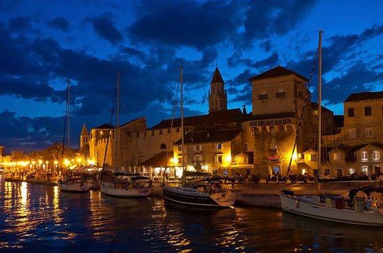 Trogir og Split Cities - Halvdagstur