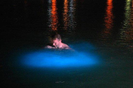 Lagune lumineuse mystique de Runaway...