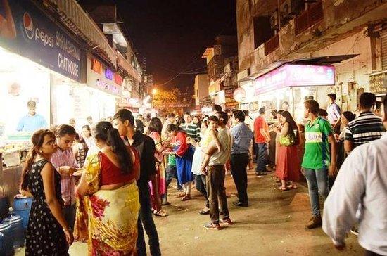 Caminhe pelo centro da cidade de Agra