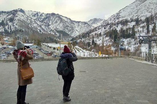 Almaty Scheduled Group Tour with...
