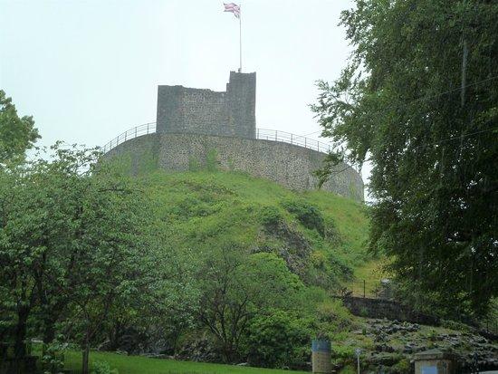Clitheroe Castle i Clitheroe