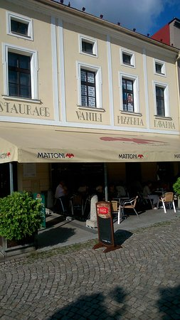 Karvina, Czech Republic: Restauracja Vanili