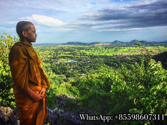 Battambang TukTuk Lychee