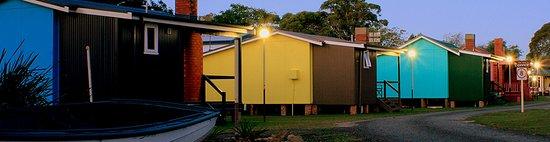 Lake Conjola, Австралия: Heritage listed cabins