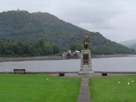 War Memorial i Inveraray
