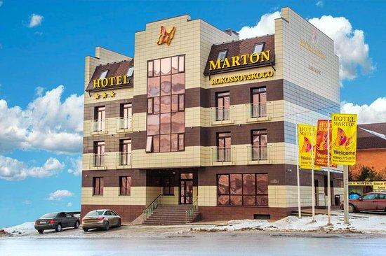 Hotel Marton Rokossovskogo