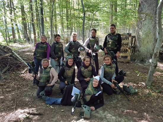 Paintball des 3 vallees