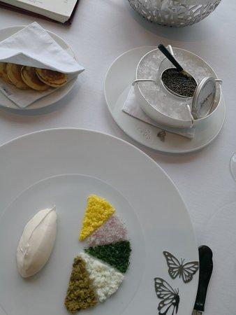 A French lunch in Macau