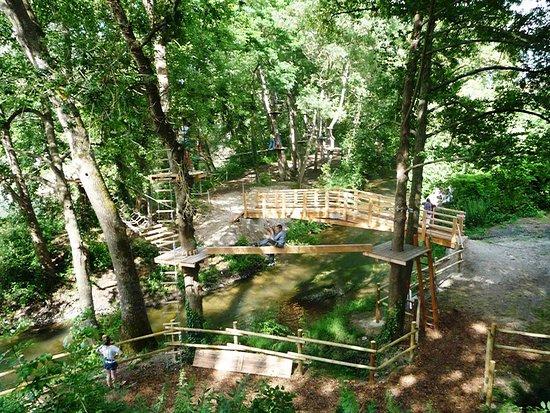 Saint-Aulaye, França: Arbor Parc