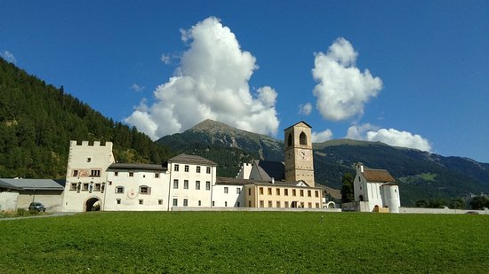 Benedictine Convent of Saint John Müstair