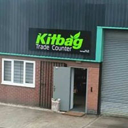 Kitbag Trade Counter
