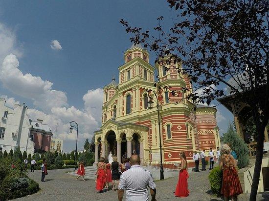 Craiova, โรมาเนีย: Biserica Mantuleasa