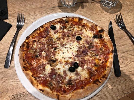 Pizza Papa : Pizza