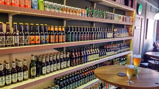 Ebenezer's Craft Beer Emporium