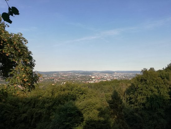 Bergpark: View in the Afternoon