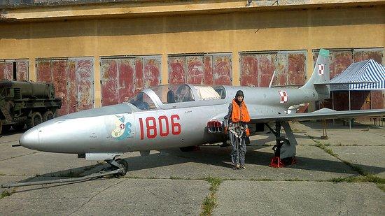 Fort Rogowo - Muzeum Lotnictwa i Techniki Militarnej