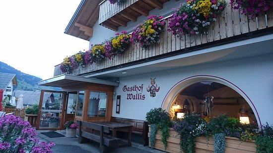 Raggal, Østerrike: Gasthof Wallis