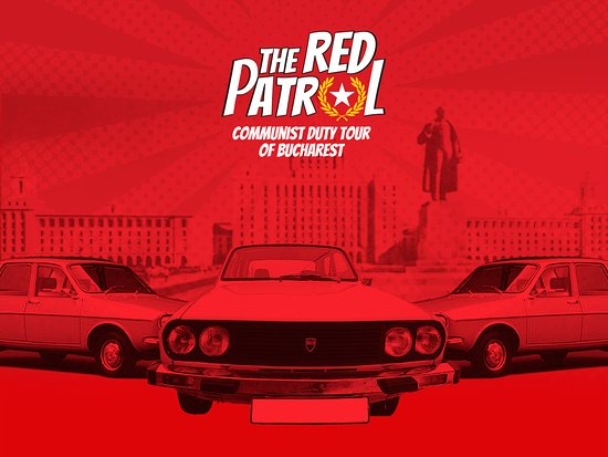 The Red Patrol Tours