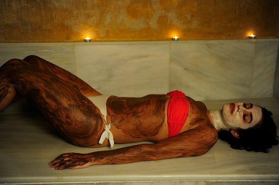 Hammam Andalusi Arabic Baths: Tratamiento especial Andalusí