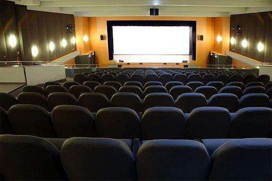 interni sala Teatro Palladio Fontaniva