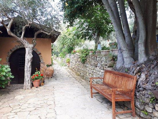 Vatolla, Olaszország: Agriturismo Il Vecchio Casale