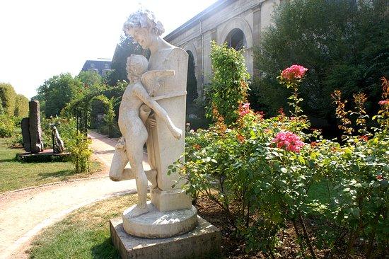 Statue l'Amour Captif