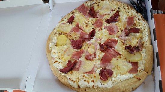 La Boite A Pizza Agde 19 Boulevard Du Soleil Restaurant