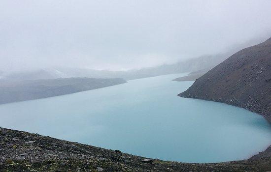 Tilichol Lake: #Annapurna Circuit #MonsoonTrek #RainySeason #BeautifulTilichoLake #NatureLover #HighestLakeInWo
