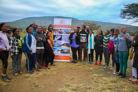 Our Trip to Mt Longonot
