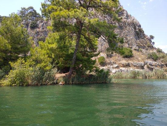 Mugla Province, Turkey: Lake Koycegiz (Dalyan)