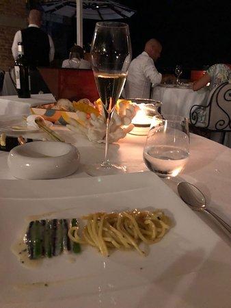 Pasta? - Picture of Terrazza Bosquet, Sorrento - TripAdvisor