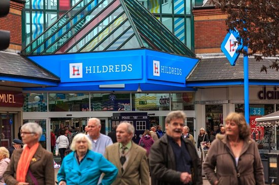 Hildreds Shopping Centre