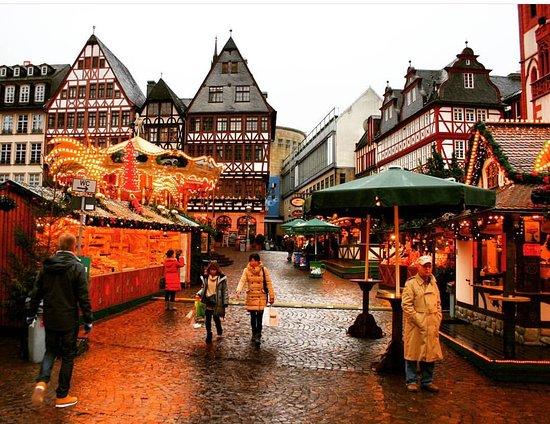 Wintermarkt Frankfurt