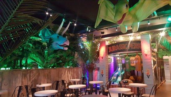 Jurassic Perk Cafe
