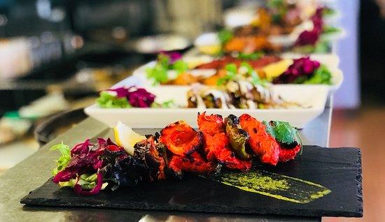 4550 miles from delhi food photos