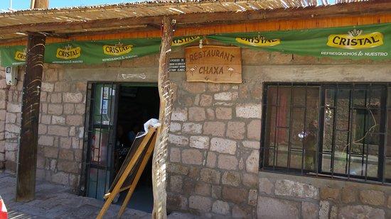 Toconao, Cile: entrata