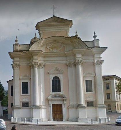 Rovereto, Italie : facciata 2